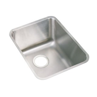 Elkay Pursuit Stainless Steel Single Bowl Undermount Sink