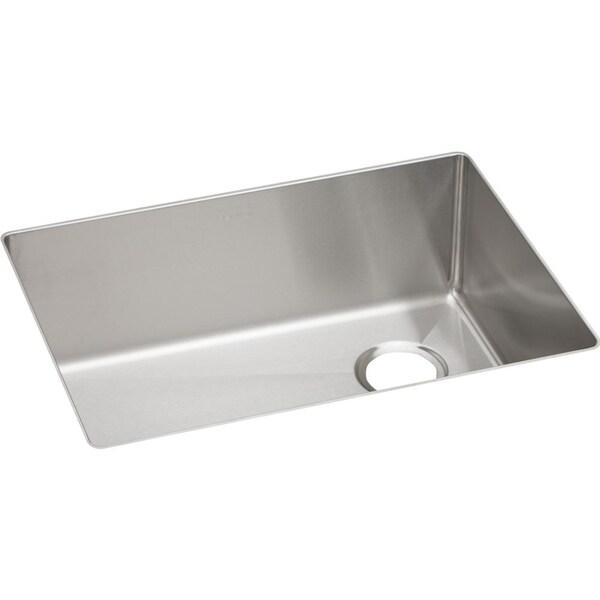 Elkay Undermount Sink : Elkay Crosstown Stainless Steel Single Bowl Undermount Sink - Free ...