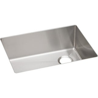Elkay Crosstown Stainless Steel Single Bowl Undermount Sink