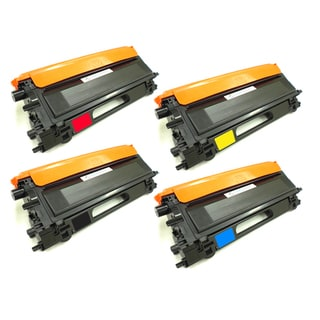 Brother TN310 TN315 High Yield Compatible Toner Cartridges (Pack Of 4)