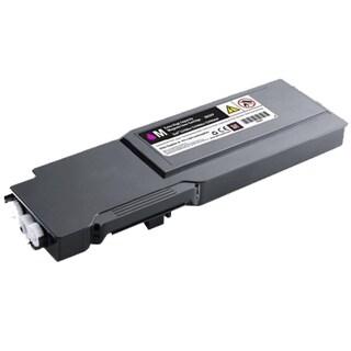 Dell C2660 2665 High Yield Compatible Magenta Toner Cartridge