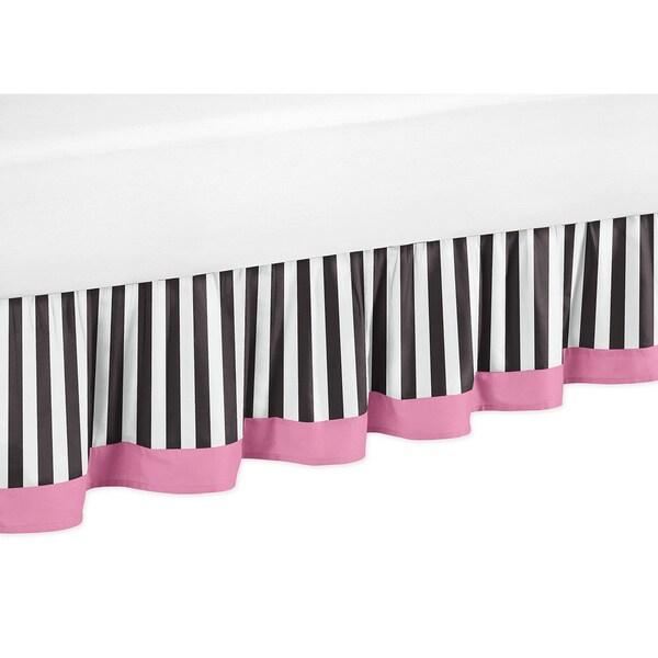Sweet Jojo Designs Paris Kid's Bed Skirt