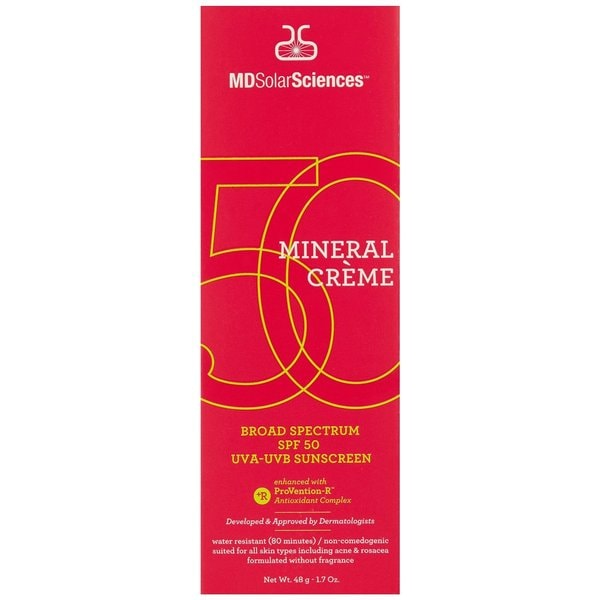 Md Creme Mineral Beauty Balm by mdsolarsciences #11
