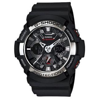 Casio Men's G-Shock GA200-1A Watch