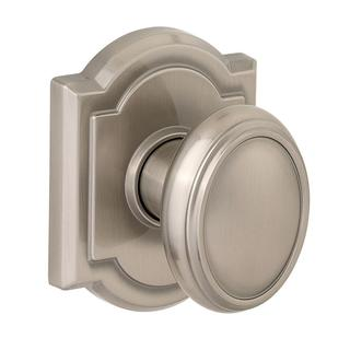 Prestige Carnaby Satin Nickel Hall/ Closet Knob