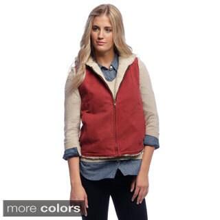 Stormy Kromer Women's 'The Parkland' Sherpa-lined Vest