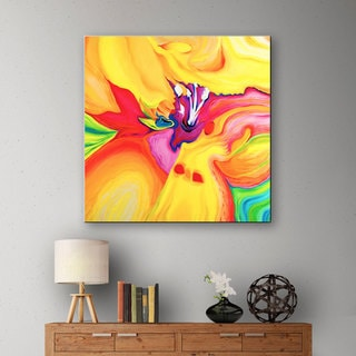 Susi Franco 'Secret Life of Lily' Gallery-wrapped Canvas Art