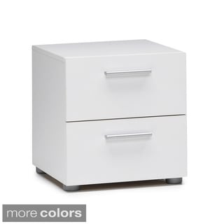 Kern Stanton Foiled 2-drawer Nightstand