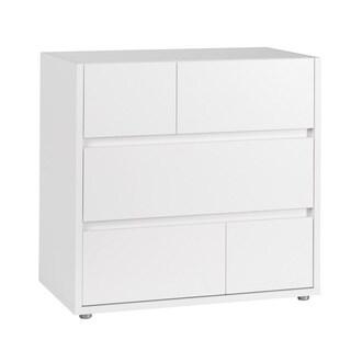 Pilsen Streamlined Asymmetrical 3-drawer Chest