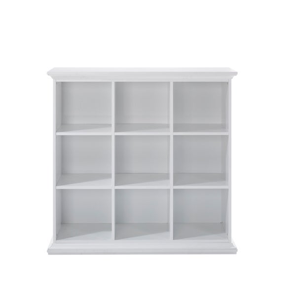 White Wood Bookcase ~ Sonoma white wood bookcase free shipping today