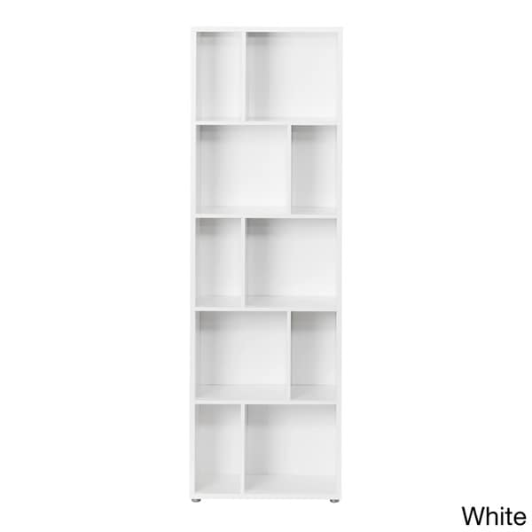 Twist 75 Inch Tall Modular Bookcase