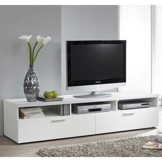 Hayward 77-inch Wood TV Stand