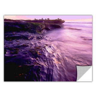 Dean Uhlinger 'La Jolla Impression' Removable Wall Art Graphic