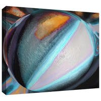 Dean Uhlinger 'Who-neh' Gallery-wrapped Canvas