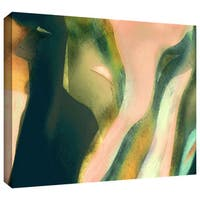 Dean Uhlinger 'Geometry Rising' Gallery-wrapped Canvas - Multi