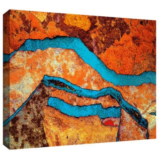 Dean Uhlinger 'Niquesa' Gallery-wrapped Canvas