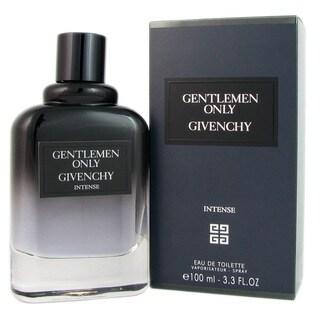 Givenchy Gentlemen Only Intense Men's 3.3-ounce Eau de Toilette Spray