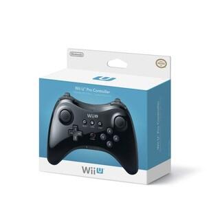 Wii U - Pro Controller - Black