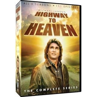 Highway to Heaven: The Complete Series (DVD)