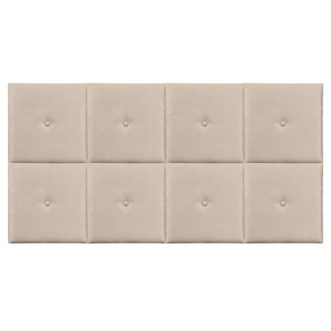 Sterling Sand Tile Headboard Kit