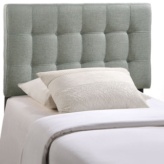 Link to Countess Twin Tufted Fabric Headboard Similar Items in Bedroom Furniture