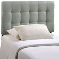 Modway Countess Twin Tufted Fabric Headboard