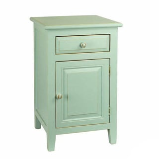 Porthos Home Evelynn Painted Wood Nightstand