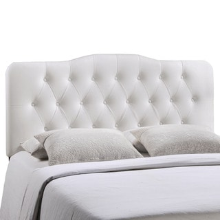 Annabel Button-tufted Queen-size Headboard