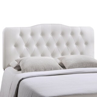 Maison Rouge Belieu Button-tufted Queen-size Headboard (2 options available)