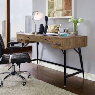 Walnut Finish Contemporary Surplus Desk|https://ak1.ostkcdn.com/images/products/9278386/P16441786.jpg?_ostk_perf_=percv&impolicy=medium