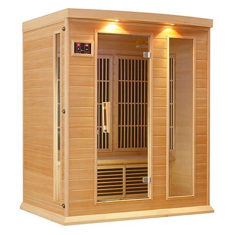 Better Life 306 3-Person Infrared Sauna