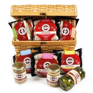 igourmet Les Trois Petits Cochons Grilling Gift Basket