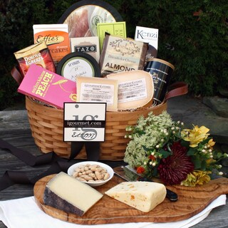 igourmet Everything for Her Premier Gift Basket