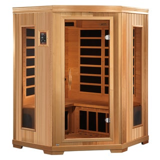 Better Life Hemlock Wood 3-person Sauna