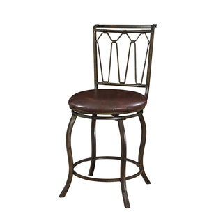 Powell Onyx Bar Stool