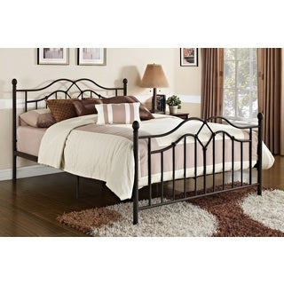 Laurel Creek Minnie Bronze Metal Bed