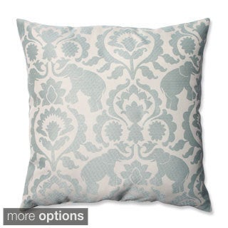 Pillow Perfect Babar Elephant Serenity Throw Pillow