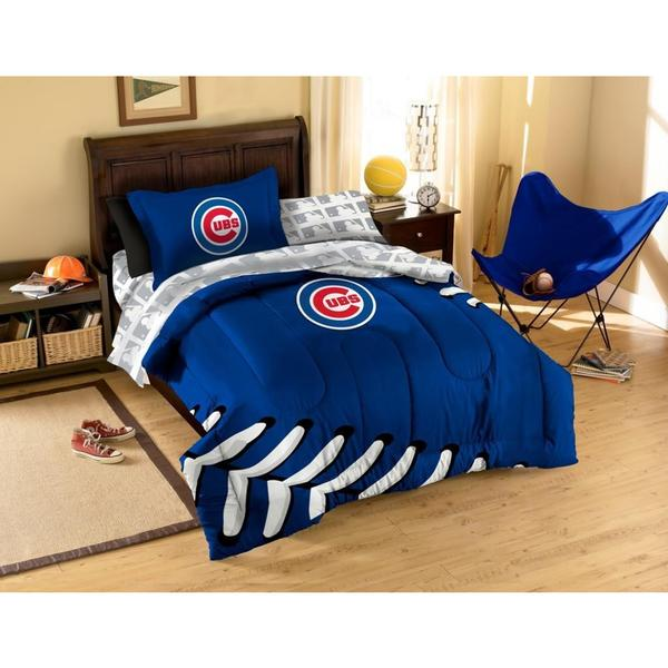 Shop The Northwest Company Mlb Chicago Cubs 7 Piece Bed In