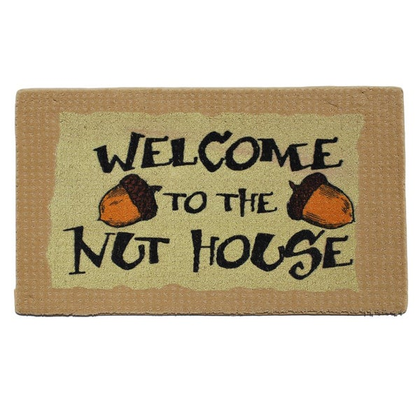 'Nut House' Indoor Mat