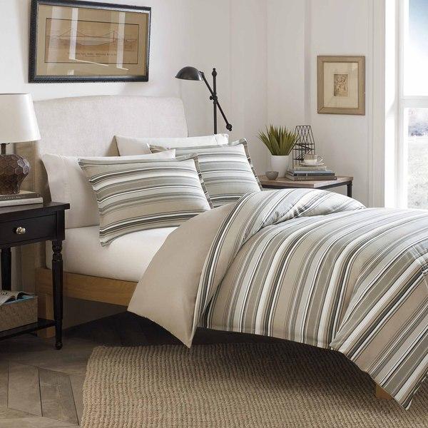 Stone Cottage Fresno Neutral 3-piece Comforter Set