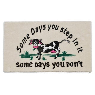 'Some Days' Indoor Mat