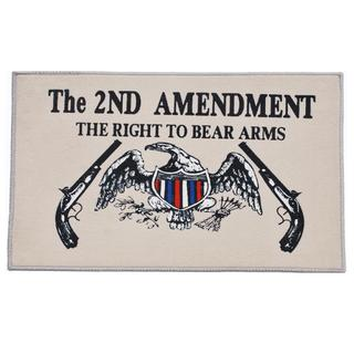 'Right to Bear Arms' Indoor Mat