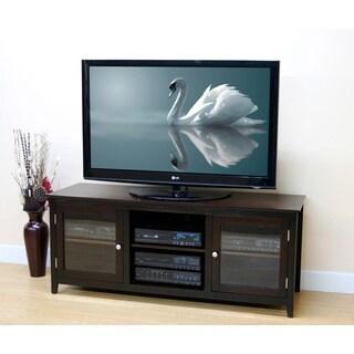 60-inch Mocha TV Stand