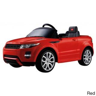Merske Range Rover Rastar 12V Remote Controlled Ride-on