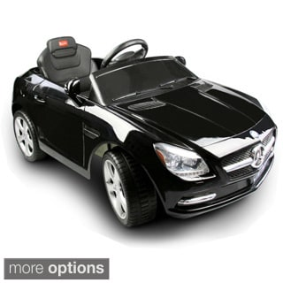 Merske Mercedes-Benz SLK Rastar 6V Remote Controlled Ride-on
