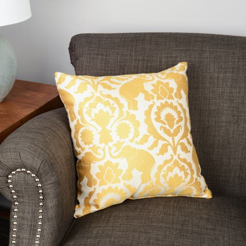 Buy Yellow French Country Throw Pillows Online At Overstock Custom French Country Decorative Pillows