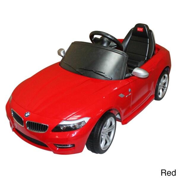 Merske BMW Z4 Rastar 6V Remote Controlled Ride-on