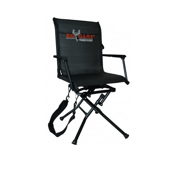 Shop Big Game Treestands Swivel Ease Blind Chair Free