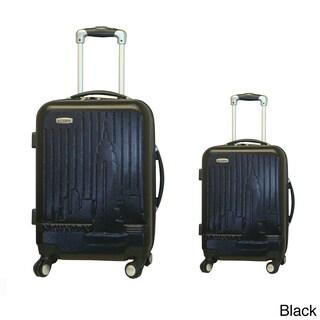 NY Cargo Manhattan 2-piece Hardside Spinner Luggage Set
