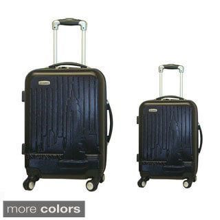 NY Cargo Manhattan 2-piece Hardside Spinner Luggage Set